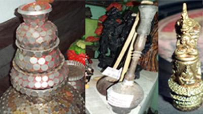 'প্রীতম-প্রিয়ন্তী' ক্ষুদ্র জাদুঘর ও দূর্লভ সংগ্রহশালা