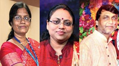 ভারতের চন্দ্রাভিযানে কান্ডারি দুই নারী, স্নায়ুতন্ত্র বাঙালির