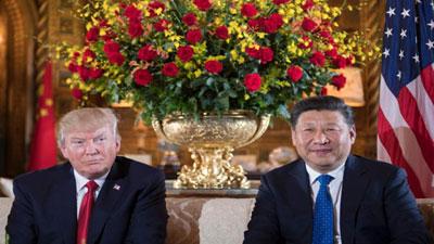 যুক্তরাষ্ট্র-চীন বাণিজ্য চুক্তি স্বাক্ষর