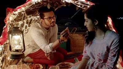 মুভি রিভিউ: 'আহা রে' রান্না দিয়ে ঢাকা-কলকাতা একাকার