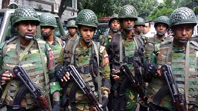 জনবল নিচ্ছে বাংলাদেশ সেনাবাহিনী