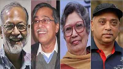 বাংলা একাডেমি সাহিত্য পুরস্কার পাচ্ছেন চার কবি লেখক