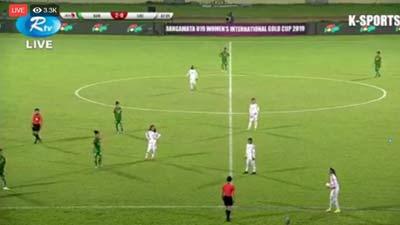 আরব আমিরাতের বিপক্ষে ২-০ গোলে এগিয়ে বাংলাদেশ