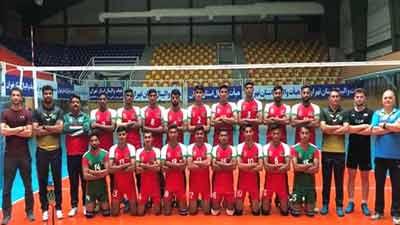 নেপাল গেল বাংলাদেশ ভলিবল দল