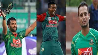 ভারতের বিপক্ষে টি-টোয়েন্টি সিরিজে ফিরলেন তামিম