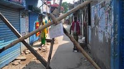 কুমিল্লা জেলা লকডাউন