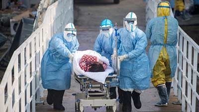 চীনে করোনায় মৃতের সংখ্যা কমছে, সোমবার মারা গেছে ৯২জন
