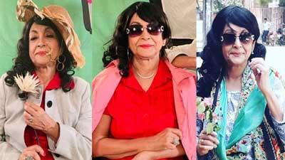 'সুইট সিক্সটিন`-এ দিলারা জামান!
