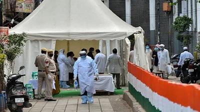দিল্লিতে করোনায় তাবলিগের ৭ জনের মৃত্যু, মসজিদে তালা