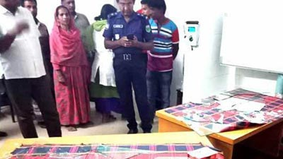 ডাক্তার বললেন, 'আমার কান ফাটিয়ে দিয়েছেন যুবলীগ নেতা'