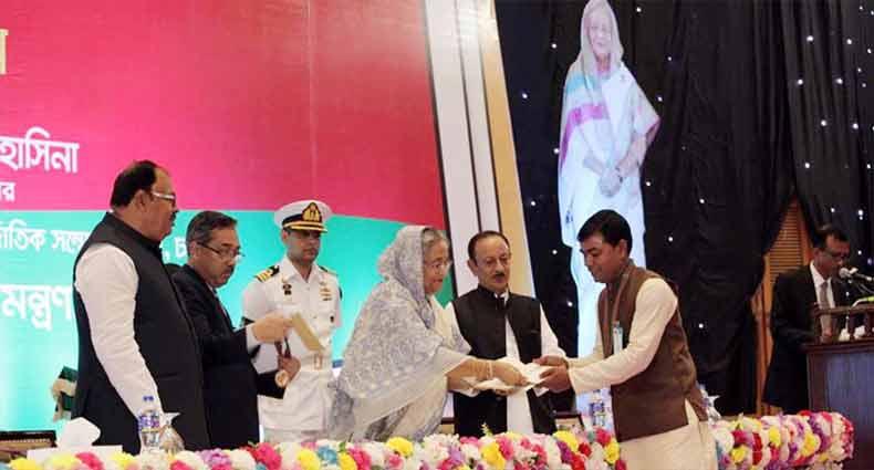 'ট্রাকচালক হয়ে প্রধানমন্ত্রী পদক পাব স্বপ্নেও ভাবিনি'