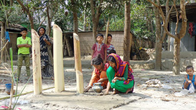 ঝিনাইদহে ৮০ ভাগ সরকারি প্রাইমারি স্কুলে নেই শহীদ মিনার