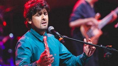 'ধন ধান্য পুষ্প ভরা' গানে বিপিএল মাতালেন সনু নিগম