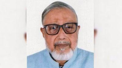 বিএনপির সাবেক মন্ত্রী গিয়াস উদ্দিনের ইন্তেকাল