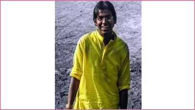 নিজের গায়ে আগুন দিলেন রানা প্লাজার উদ্ধারকর্মী হিমু
