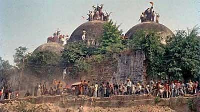 রুপার ইটে বাবরি মসজিদের স্থানে নির্মিত হচ্ছে রাম মন্দির