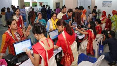 ভারতীয় ভিসা আবেদন কেন্দ্রে প্রবেশে নতুন নিয়ম জারি