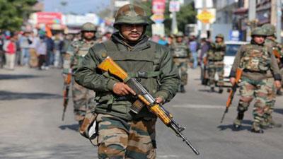৭২০০০ অত্যাধুনিক রাইফেল পেল ভারতীয় সেনাবাহিনী