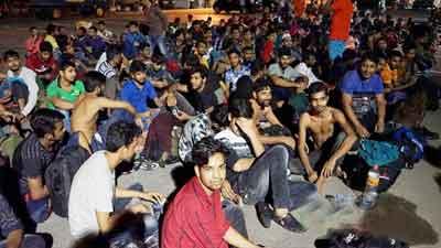 ইন্দোনেশিয়ায় ২০০ অবৈধ বাংলাদেশি আটক