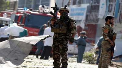 আফগানিস্তানে তালেবানের হামলা, ৯ পুলিশ নিহত