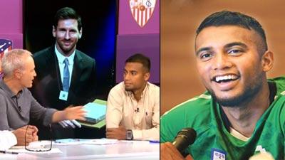 এবার ইংলিশ লিগে 'অভিষেক' হচ্ছে বাংলাদেশি ফুটবলারের