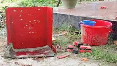 বোমায় কব্জি উড়ে গেল র্যাব কর্মকর্তার