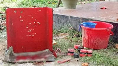 বোমায় কব্জি উড়ে গেল র্যাব কর্মকর্তার, অবস্থা আশঙ্কাজনক