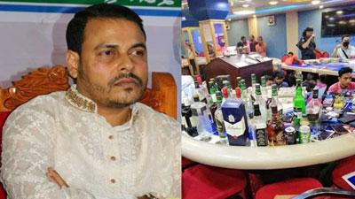 'ক্যাসিনো খালেদের' মাদক মামলার বিচার কার্যক্রম শুরু