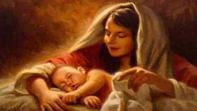 মায়ের পায়ের নিচে সন্তানের বেহেশত