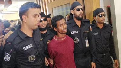 ঢাবি শিক্ষার্থীকে ধর্ষণকারী মজনু 'সিরিয়াল রেপিস্ট' : র্যাব