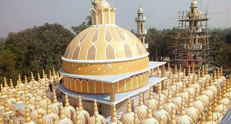 কাবা শরিফের ইমাম নামাজ পড়াবেন টাঙ্গাইলের ২০১ গম্বুজ মসজিদে