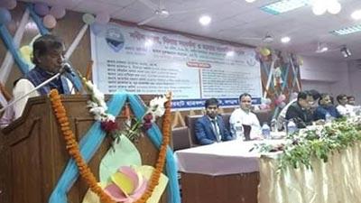 'বঙ্গবন্ধুর আদর্শ ধারণ করে ছাত্র রাজনীতি করতে হবে'