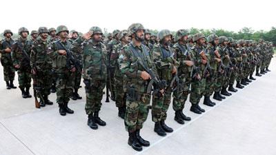 পাকিস্তানি বাহিনীকে যুদ্ধপ্রস্তুতির নির্দেশ