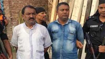 নোয়াখালীতে ২ কোটি টাকার মাদকসহ দুই ব্যবসায়ী গ্রেপ্তার