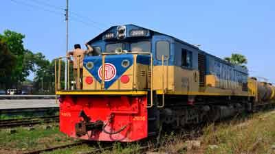 ঢাকা-ময়মনসিংহ রেল যোগাযোগ বন্ধ