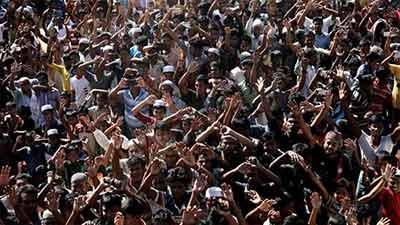 'নির্বাচনের আগে হচ্ছে না রোহিঙ্গা প্রত্যাবাসন'