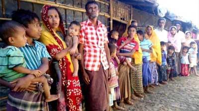 রোহিঙ্গা সমস্যা সমাধানে জোরাল হচ্ছে কূটনীতি
