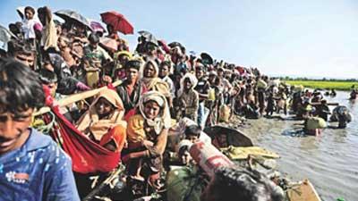 রোহিঙ্গা গণহত্যা তদন্তের অনুমোদন দিয়েছে আইসিসি