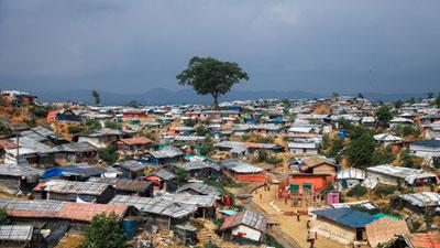 কক্সবাজারের ৩৪টি রোহিঙ্গা ক্যাম্প 'লকডাউন'
