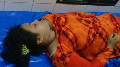 প্রবাসী স্ত্রী সাদিয়ার রহস্যজনক মৃত্যু, লাশ রেখে পালাল স্বামী
