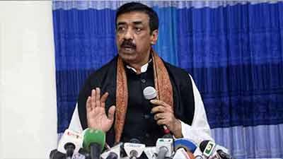 'বিএনপি এখন জঙ্গি সংগঠন হিসেবে রূপ নিচ্ছে'