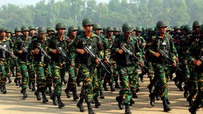 বাংলাদেশ সেনাবাহিনীতে 'সৈনিক' পদে নিয়োগ বিজ্ঞপ্তি