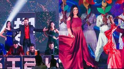 ২৮ এপ্রিল টিভি পর্দা কাঁপাবে শাকিব-অপু