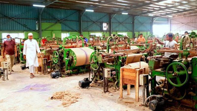 ঠাকুরগাঁওয়ে একমাত্র ভারী শিল্প কারখানা সুপ্রিয় জুটমিল