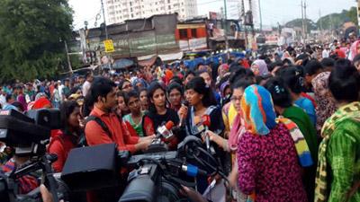 ঢাকা অচলের ঘোষণা দিল ৭ কলেজের শিক্ষার্থীরা