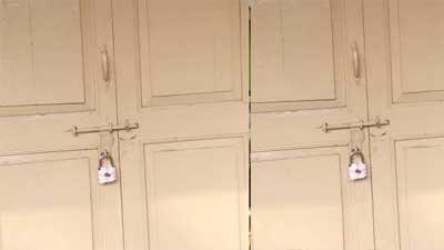 জবি শাখা ছাত্রলীগের সরাইখানায় মোহর মেরে দিল প্রশাসন