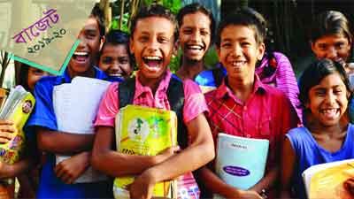 শিক্ষা খাতে ৬১ হাজার ১১৮ কোটি টাকা বরাদ্দের প্রস্তাব