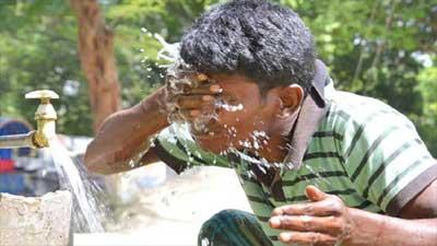 ভারতে তীব্র দাবদাহে ৪০ জনের মৃত্যু