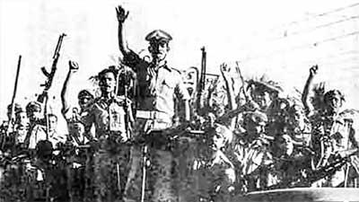 মহান মুক্তিযুদ্ধে বাংলাদেশ সেনাবাহিনীর অবদান