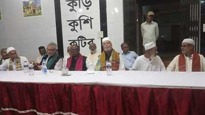 ৪০ টাকা কেজি পেঁয়াজ চাই: কাদের সিদ্দিকী